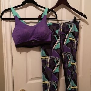Victoria's secret work out gear